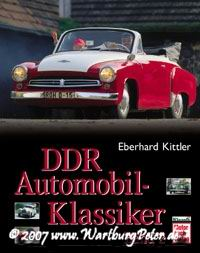 DDR Automobil-Klassiker Band 2
